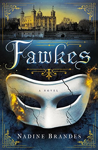 Fawkes book cover art