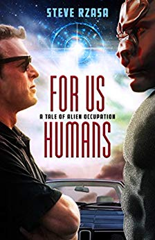 For Us Humans book cover art