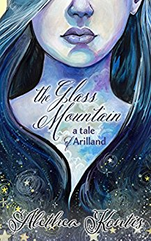 The Glass Mountain book cover art