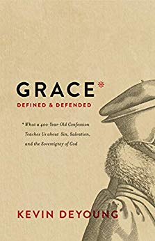 Grace Defined and Defended book cover art