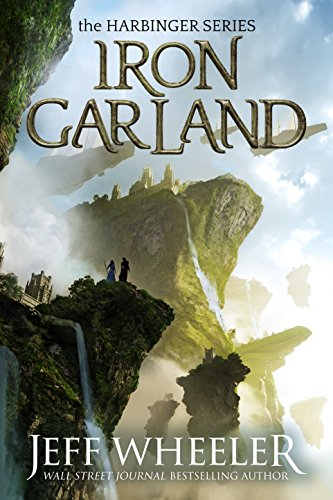 Iron Garland book cover art