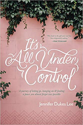 It's All Under Control book cover art