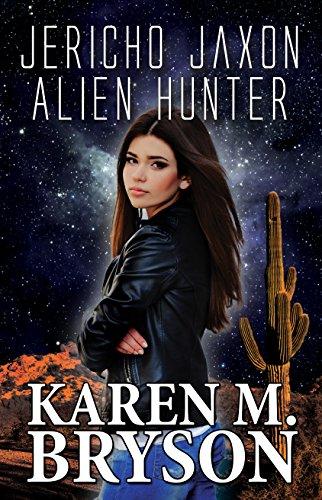 Jericho Jaxon: Alien Hunter cover art