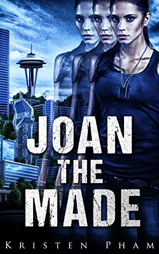 Joan the Made book cover art