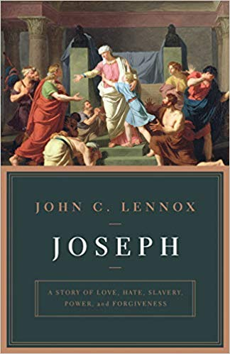 Joseph: A Story of Love, Hate, Slavery, Power, and Forgiveness book cover art