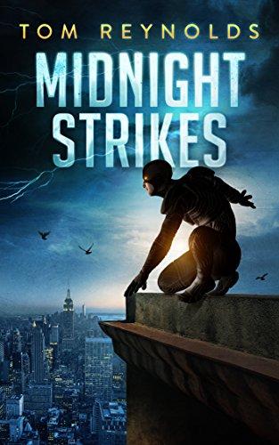 Midnight Strikes book cover art