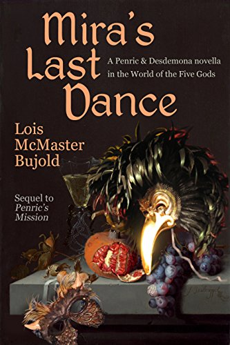 Mira's Last Dance book cover art
