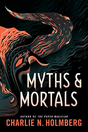 Myths and Mortals book cover art