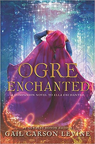 Ogre Enchanted book cover art