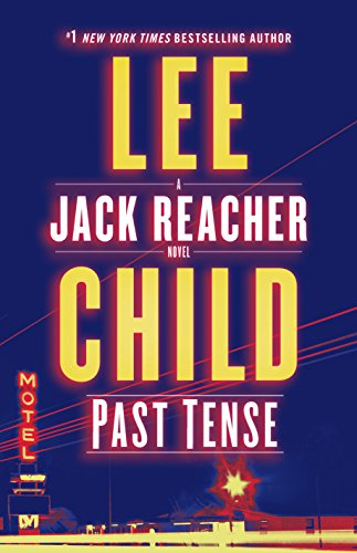 Past Tense book cover art