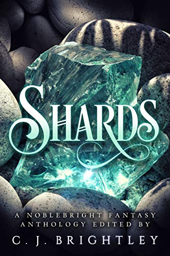 Shards book cover art