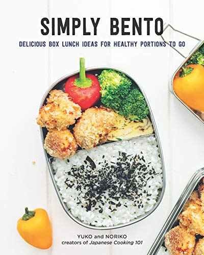 Simply Bento book cover art