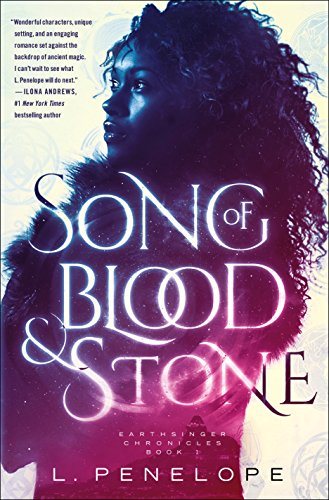 Song of Blood & Stone book cover art