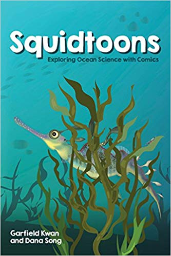 Squidtoons book cover art