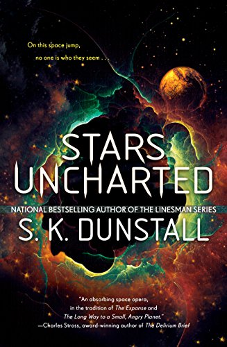 Stars Uncharted book cover art