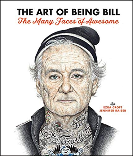 The Art of Being Bill book cover art