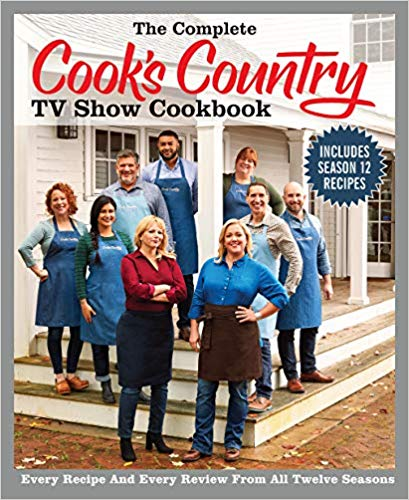 The Complete Cook's Country TV Show Cookbook book cover art