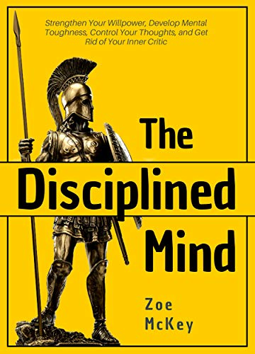 The Disciplined Mind book cover art