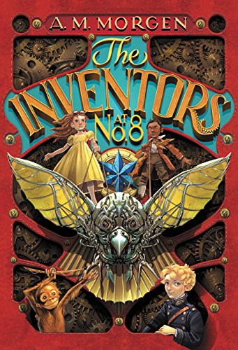 The Inventors at No. 8 book cover art