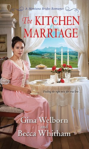 The Kitchen Marriage book cover art
