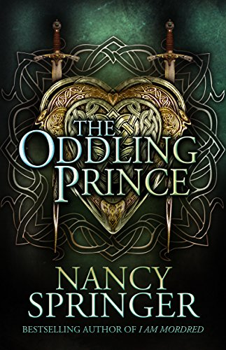 The Oddling Prince book cover art
