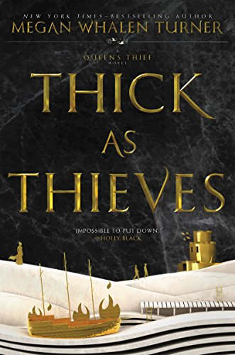 Thick as Thieves book cover