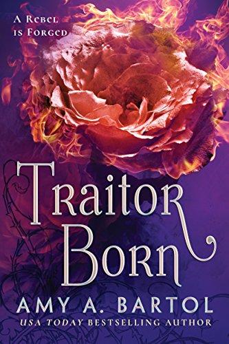 Traitor Born book cover art