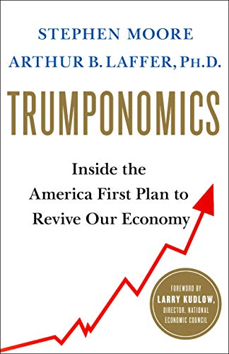Trumponomics book cover art