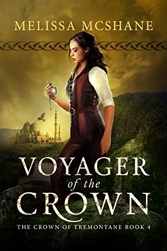 Voyager of the Crown book cover art