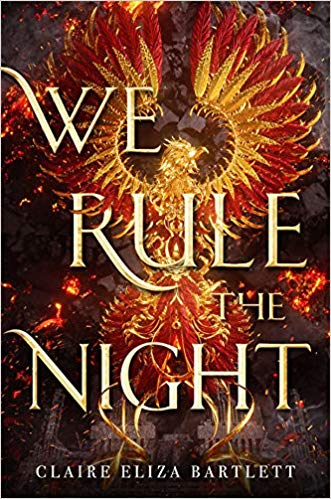 We Rule the Night book cover art