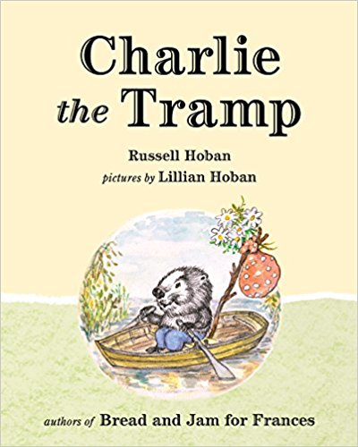 Charlie the Tramp book cover